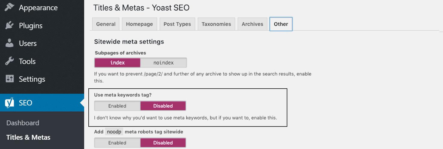 meta tagovi optimizacija sajta
